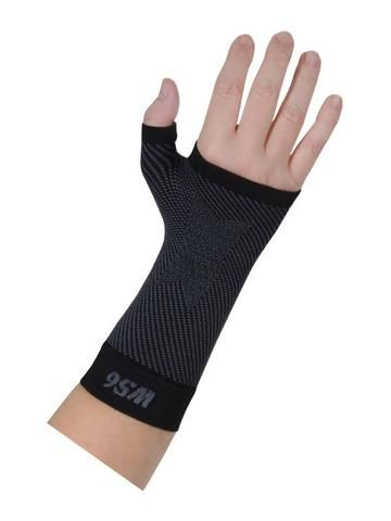 647e14112b OS1st WS6 Sports Wrist Compression Sleeve for Carpal Tunnel & Wrist Support