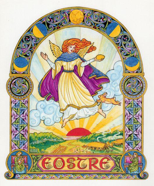 Eostre coloursm