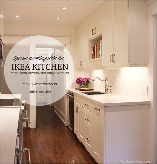 Ikea Kitchen Galley: Ikea Kitchen, Kitchen Remodel