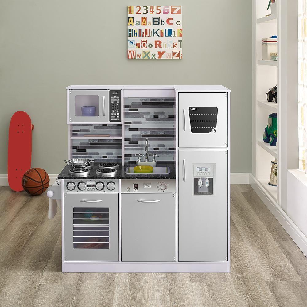 Play Kitchen Set Realistic Pretend Play Kids Kitchen By Naomi