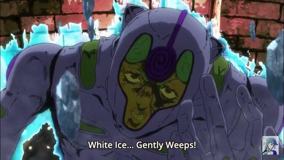 White Album | Epic Anime Wallpaper in 2019 | Jojo's bizarre