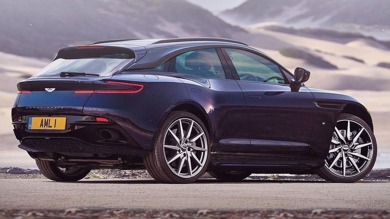 2018 Aston Martin Suv