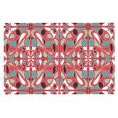 Found it at Wayfair - Deco Stained Glass Doormat