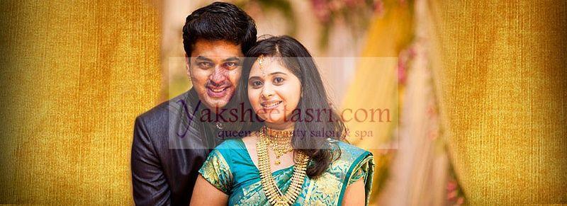 bride makups in chennai yaksheeta