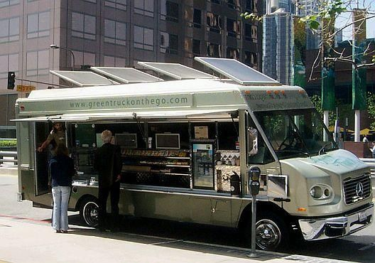 Ask Pablo Are Food Trucks Greener Than Resaurants Food Truck