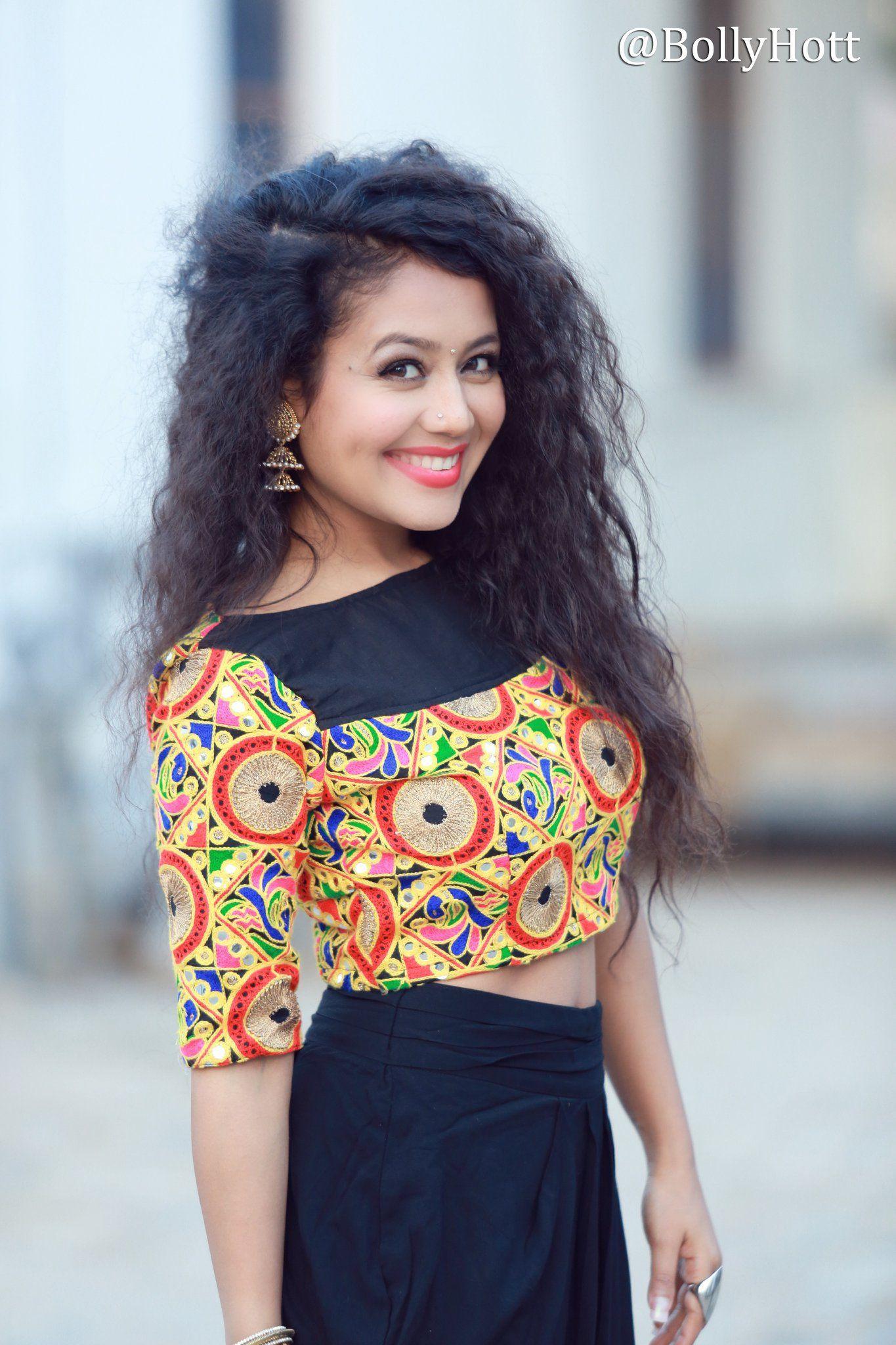 Like us on Facebook Neha kakkar dresses, Stylish girl