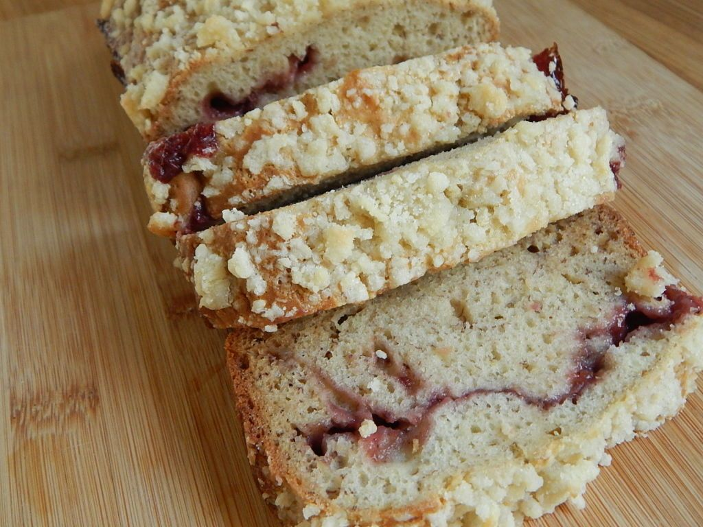 Weight Watchers Recipes Lemon Drizzle Cake: Banana Strawberry Jam Loaf