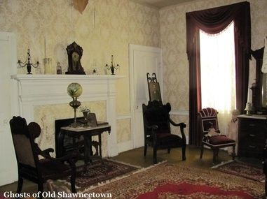 Hickory hill old slave house pictures