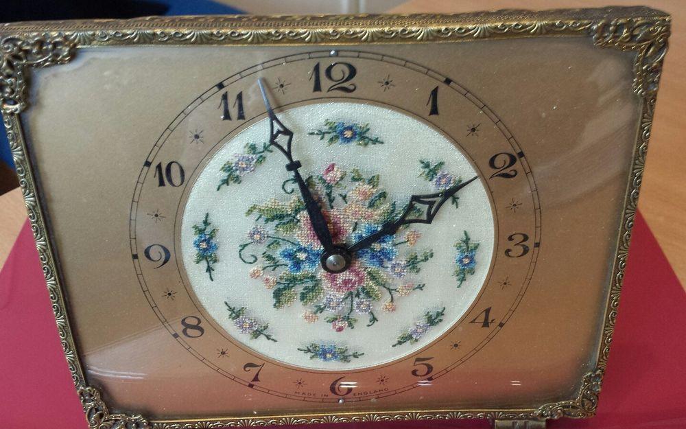 Pin von Lilly f auf petit point clock | Pinterest
