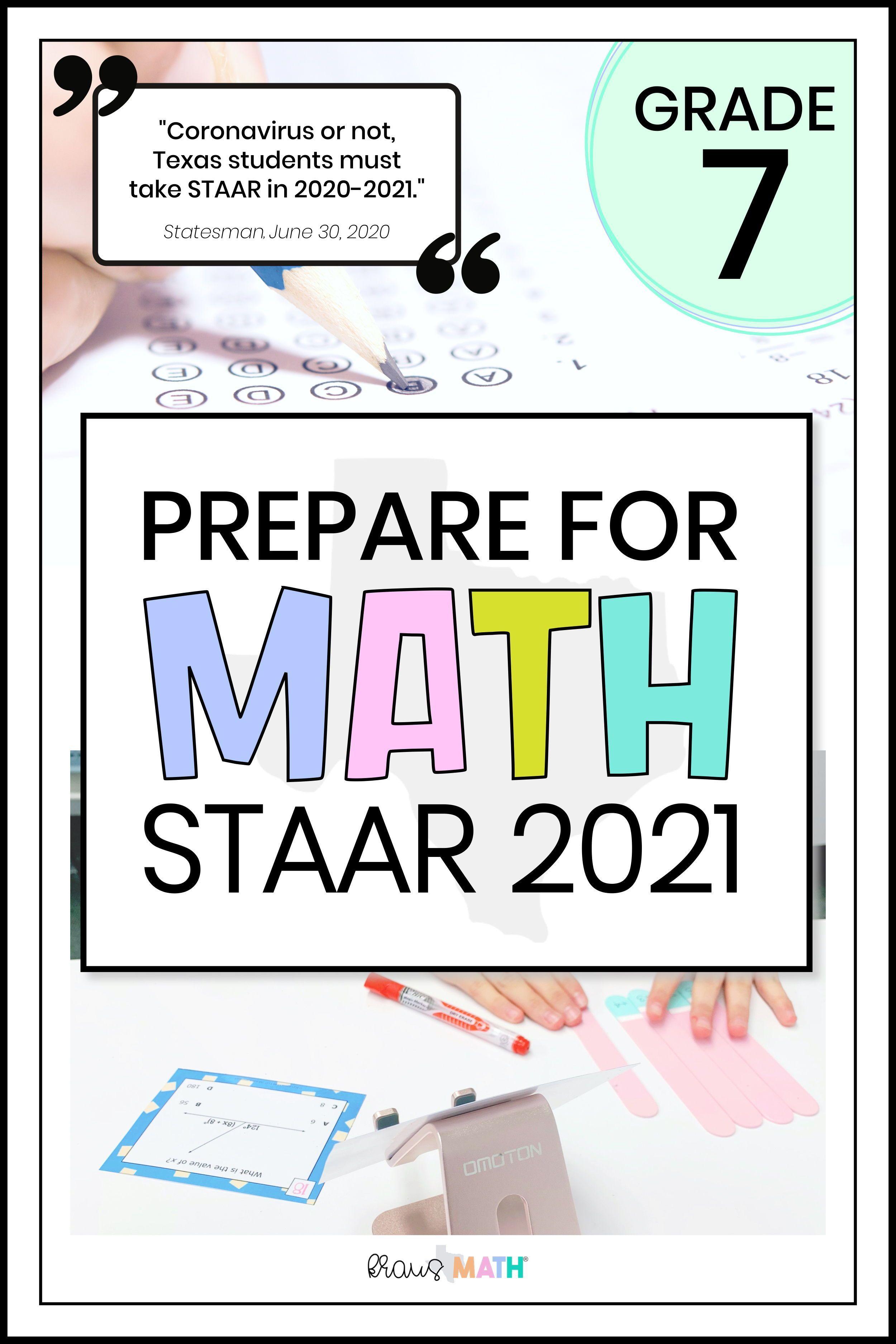 About Us   Kraus Math in 2020   7th grade math, Staar math ...