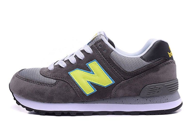 New Balance 574 National Parks Edition Unisex Mens Womans Trainers Grey