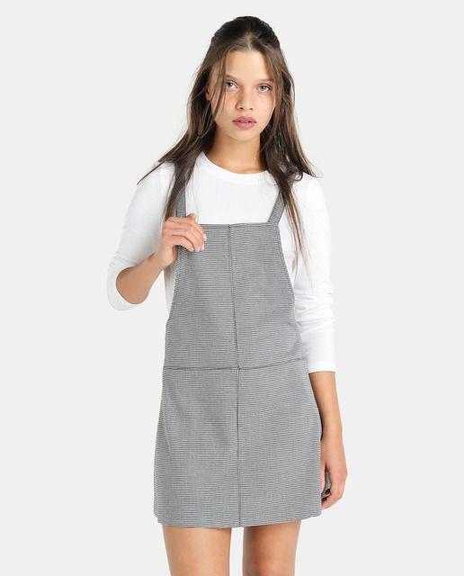 93a624721d Pichi de mujer Easy Wear de pata de gallo