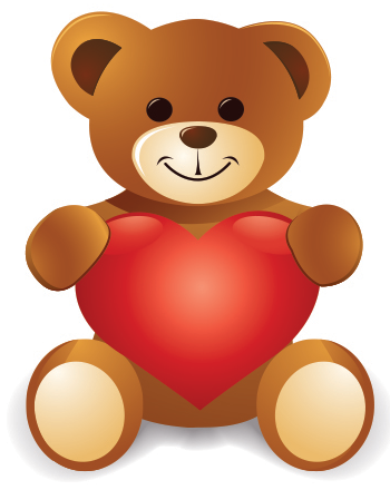 teddy and heart facebook symbols emoticons pinterest teddy