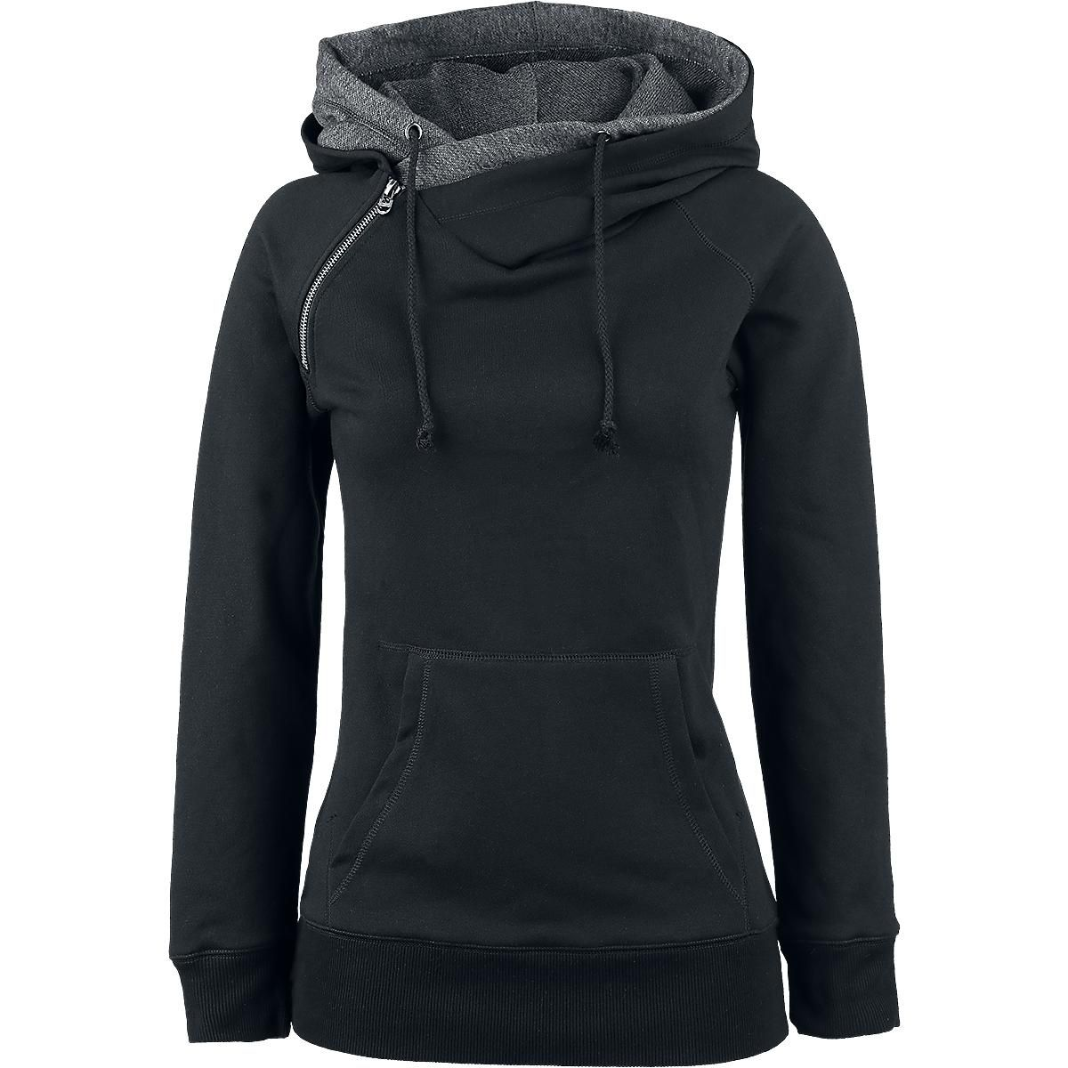 Put this piece of clothing on and feel comfortable: The black ...