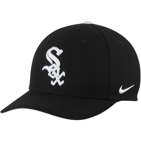 826bf1c414c ... coupon mens chicago white sox nike black wool classic adjustable  performance hat your price 23.99 df43a