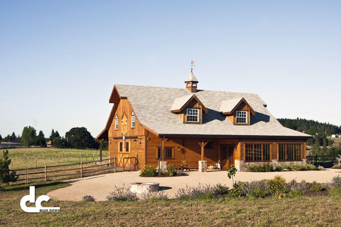 Michigan Barn Builders Barn builders, Barn house, Timber