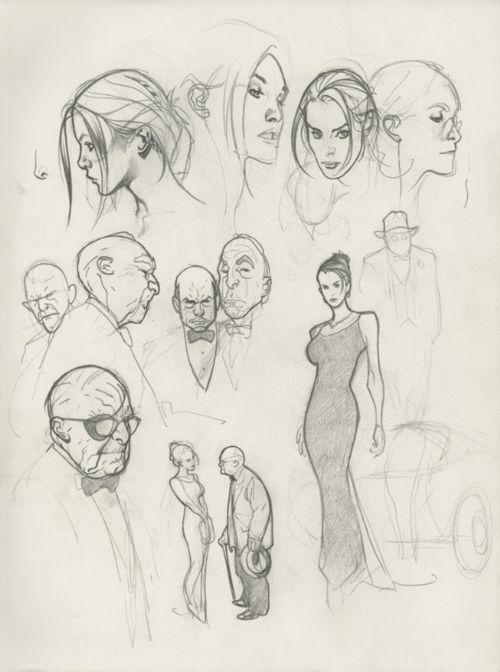 Lara Croft [ Tomb Raider ] by Adam Hughes | Geekdom | Pinterest ...
