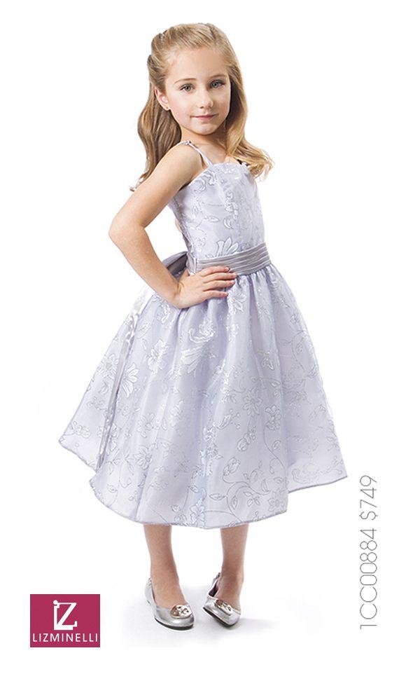 01 Liz Minelli Niña Vestidos Para Niñas Vestidos De