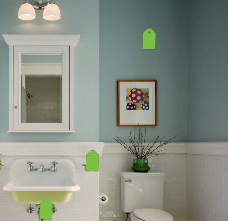 Benjamin Moore Summer Shower 2135 60