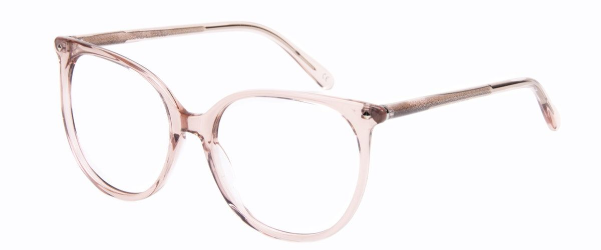 b959acd576f Affordable Fashion Glasses Cat Eye Square Eyeglasses Women Area Rose Tilt  (BONLOOK)