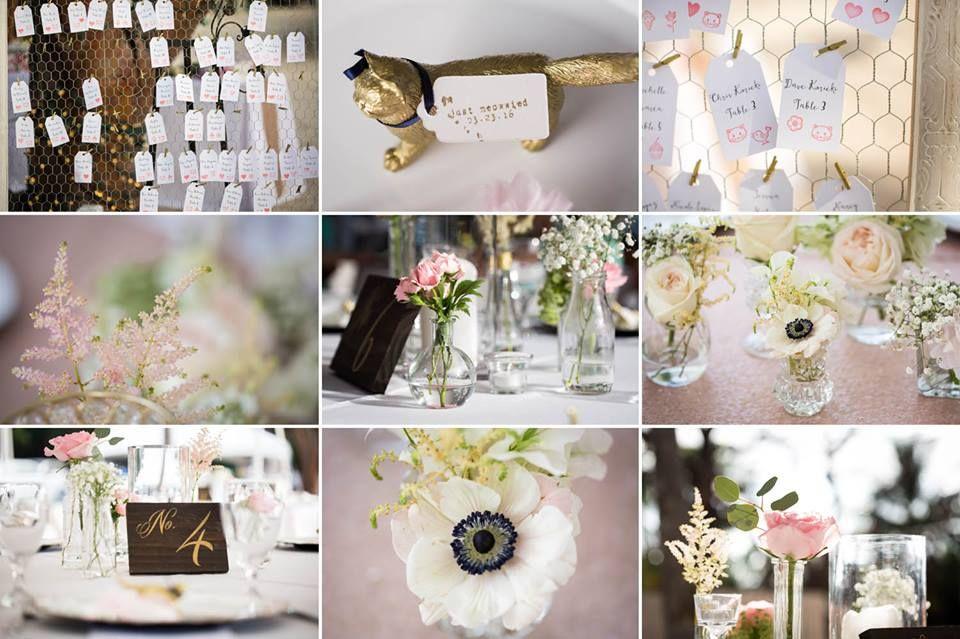 Key Largo Weddings - Reception Table Details . Key Largo Lighthouse Weddings - by Wishes to Weddings