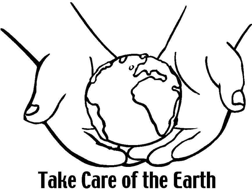 Easy earth day coloring pages occupation pinterest for Easy to draw earth