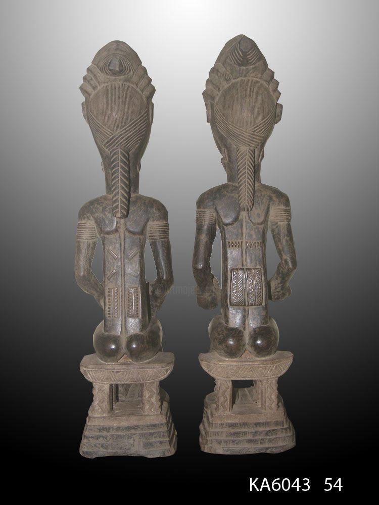 Epingle Sur Tribal Art From Africa And The Marron S From Surinam