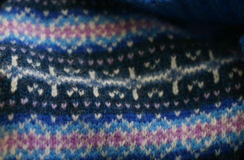 Shetland colours - Kate Davies