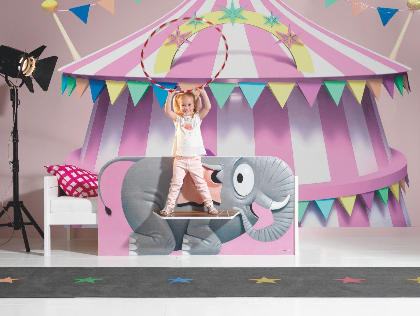 Kids elephant bed @ Top Interieur | Kinderkamers, Tienerkamers ...