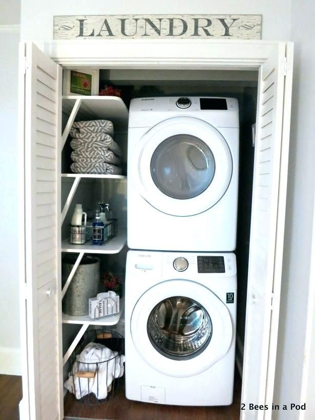 Small Apartment Size Stackable Washer Dryer Latest