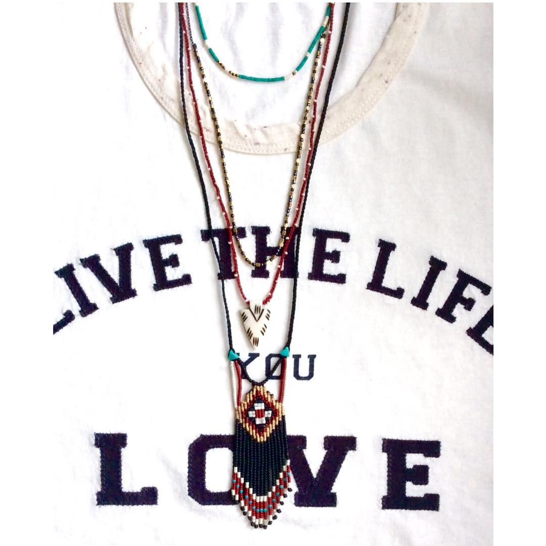 LiveTheLifeYouLove!  #zoekompitsi #jewels #neclace #bohemian #style #instastyle #summer