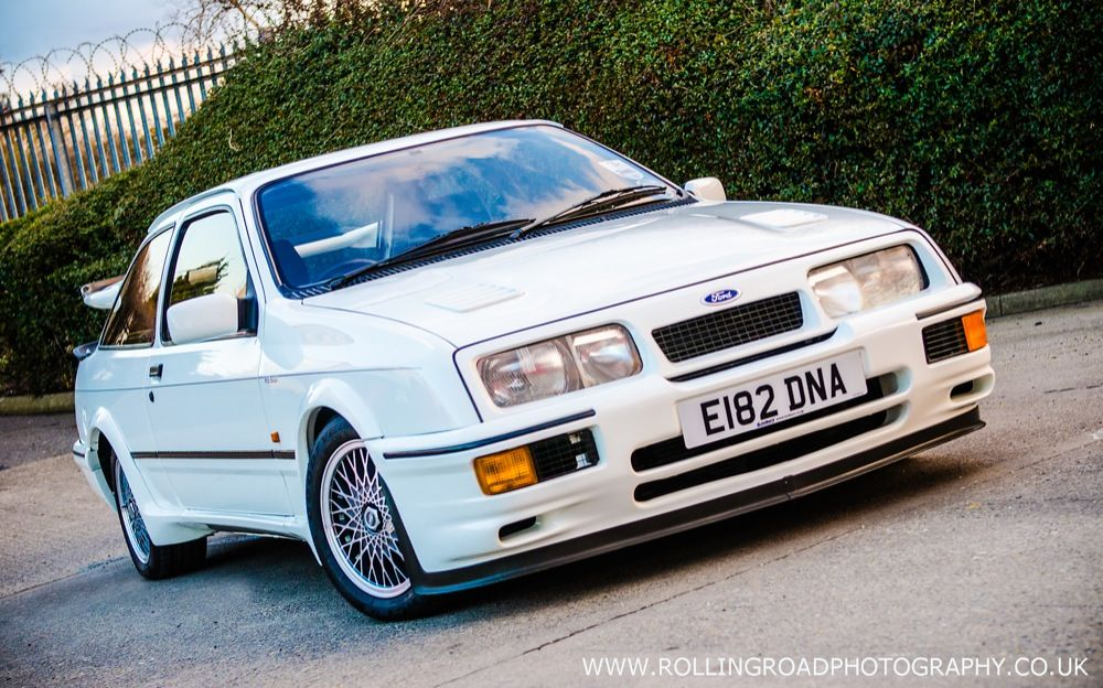 Sierra Cosworth Rs500 Google Search Ford Sierra Ford Rs Car Ford