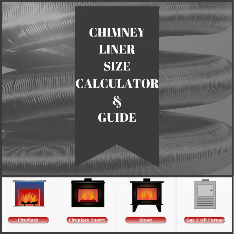 Attention Diy Homeowners The First Step To Chimney Safety Choosing The Correct Size Chimney Liner Starts Here Rockfordchimney Liner Homeowner Home Repairs