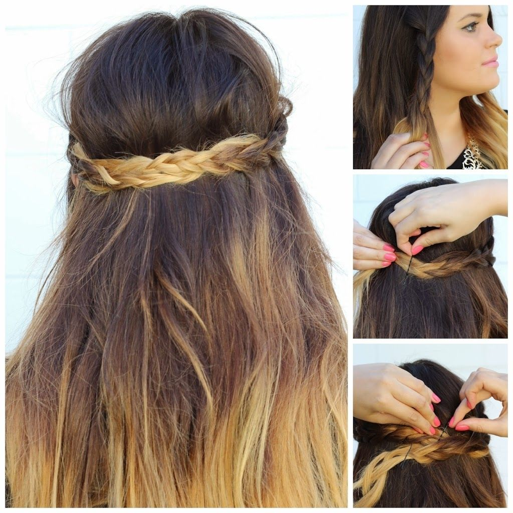 Simple Braided Hairstyles Simple Braided Hairstyles For Your Hair  Hairstyle Ideas