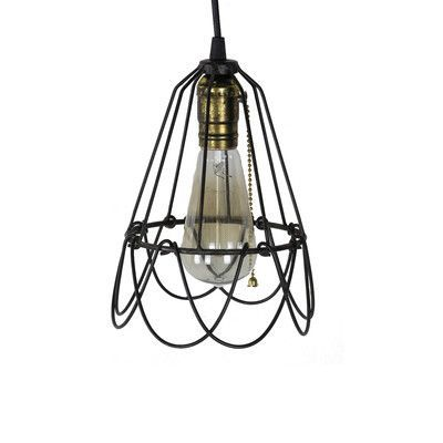American mercantile metal industrial light wayfair