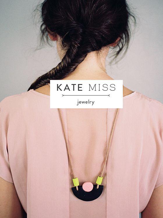 KATE MISS JEWELRY FALL 2012