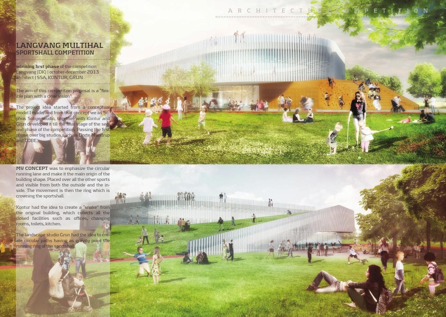 Portfolio 2014 Architecture Landscape Landscape