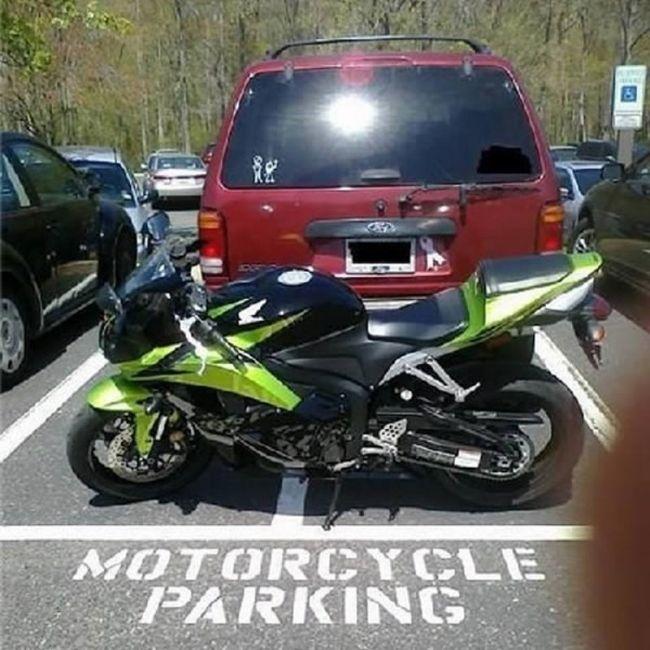Quand les gens se garent n'importe comment, voici les vengeances parfaites !!