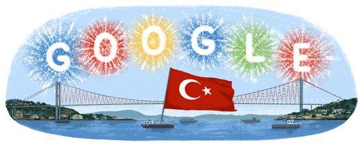 Día de la República de Turquía 2014