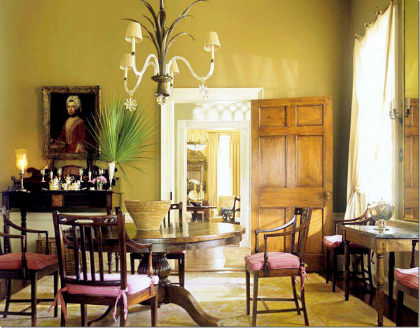 Southern Interiors~~~19 sublime interiors by Amelia Handegan show how to  design gorgeous