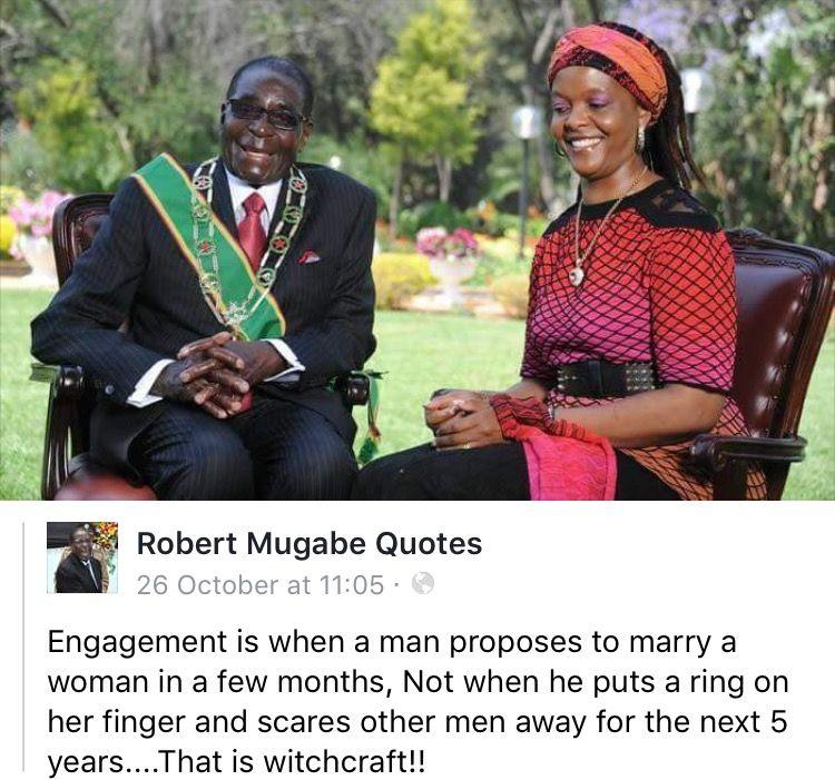 Mugabe Mugabe Quotes Marriage Jokes Scripture Quotes