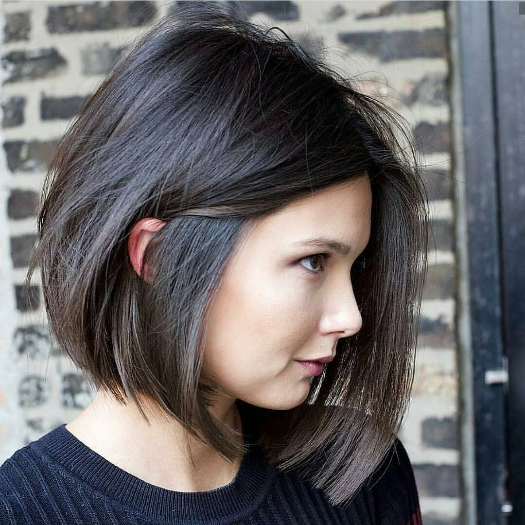 Top 10 low maintenance short bob cuts for thick hair – hairstyle models