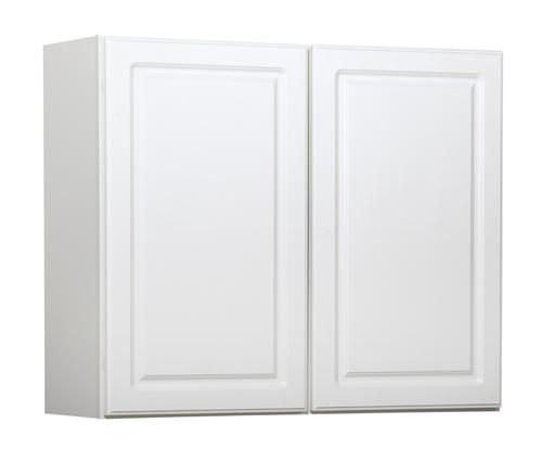 Ontario White Standard Height Wall 36 Quot Cabinet At Menards
