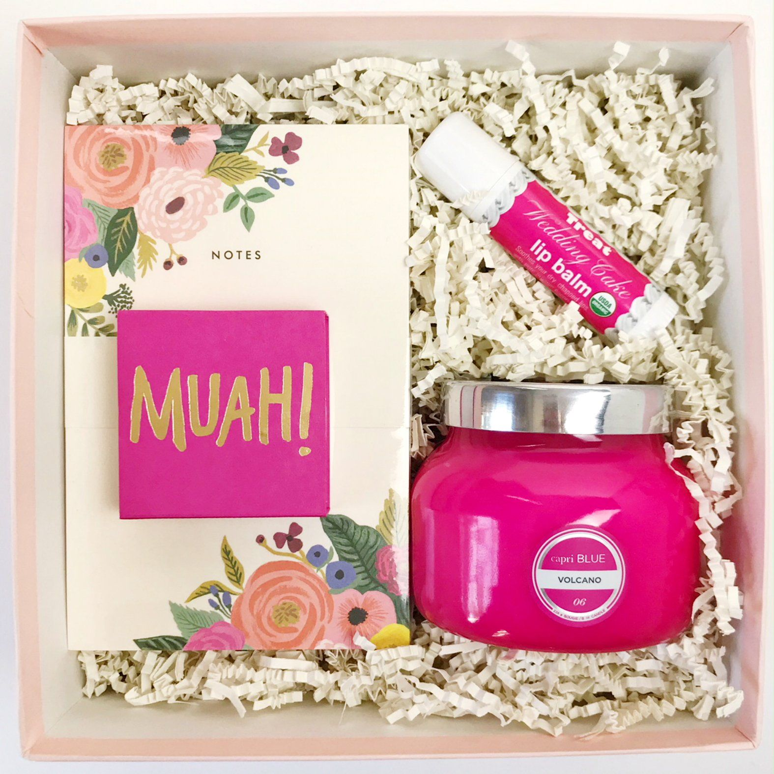 Coming Up Roses Curated Gift Box Luxe Bloom Curated Gift Boxes