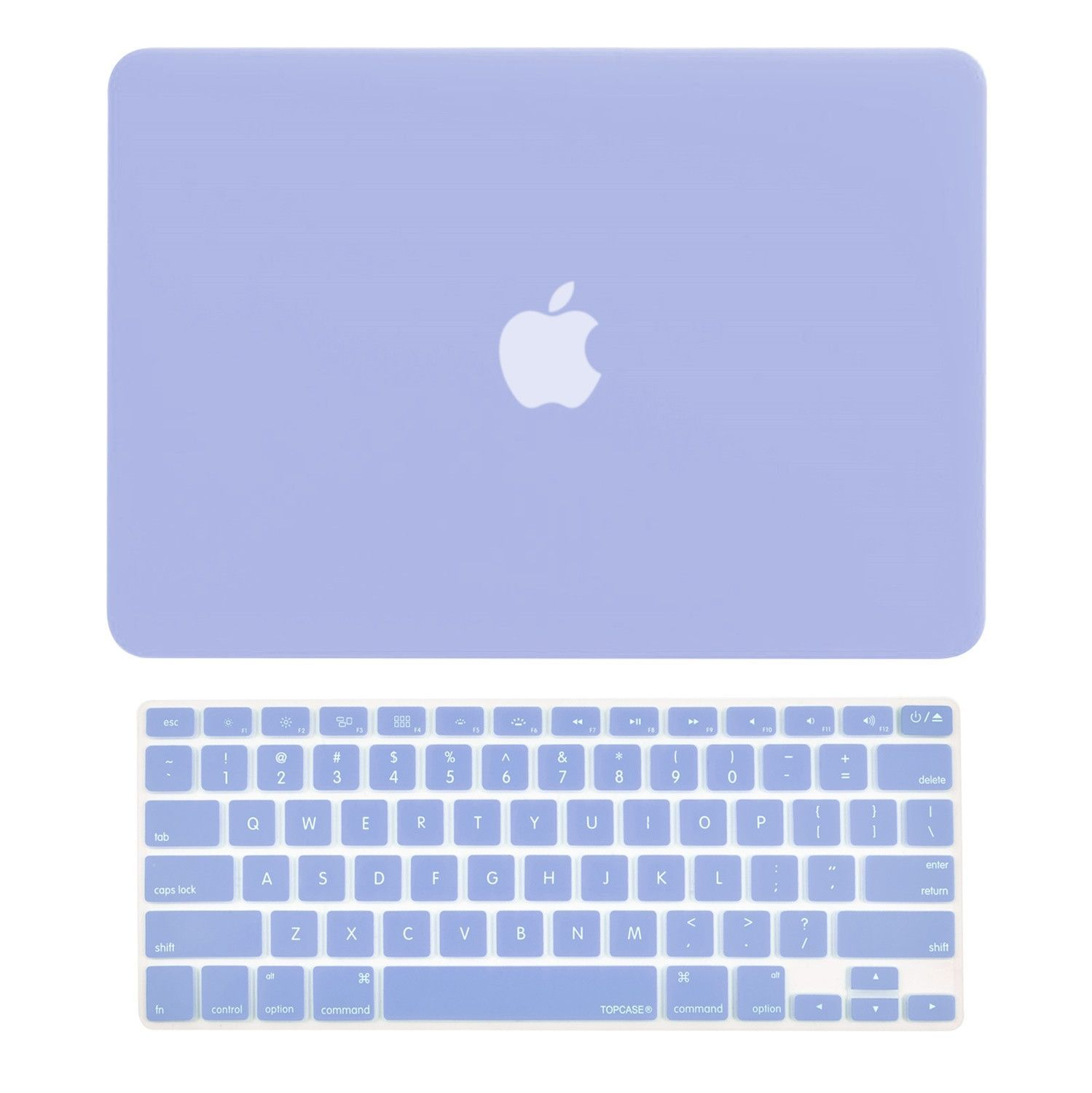"""Keyboard Cover Rubberized Hard Case for Macbook Air 13 Pro 13//15 Retina 13/"""""""