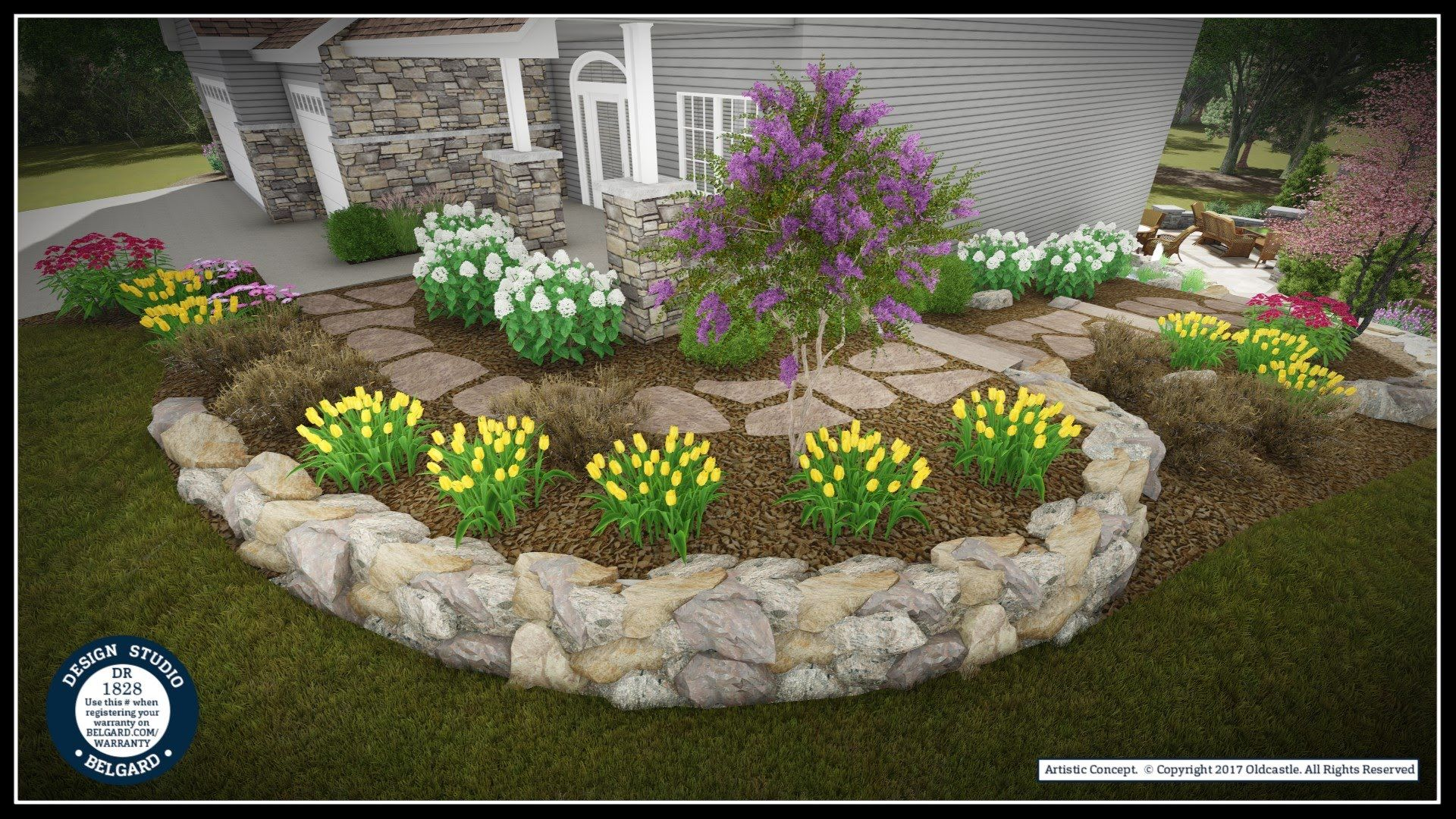 Pin by NS Landscapes on NS Landscapes - Planting Beds ...