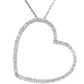 Diamond heart pendant necklace 200ct heart shaped huge diamond diamond heart pendant necklace 200ct heart shaped huge diamond pendant necklace 14k mozeypictures Choice Image