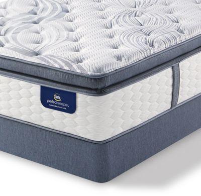 Serta Perfect Sleeper Southboro Firm Super Pillow Top Twin Xl Mattress Set Mattress Sets Serta Perfect Sleeper Pillow Top Mattress