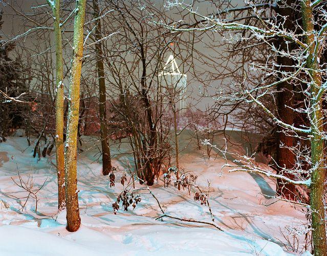 Hans Malm • Sleeping With the Lights On