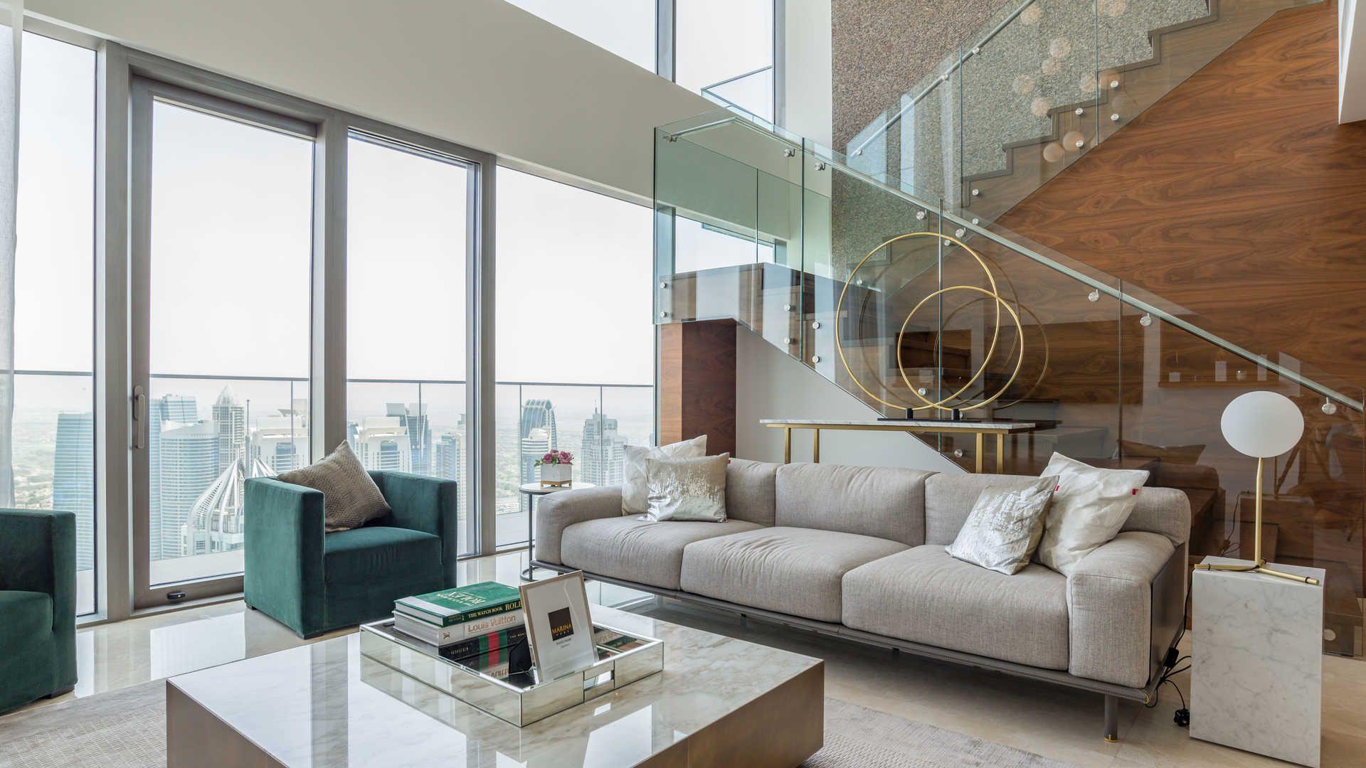 Penthouse in marina gate for sale  #Dubai #luxuryproperty